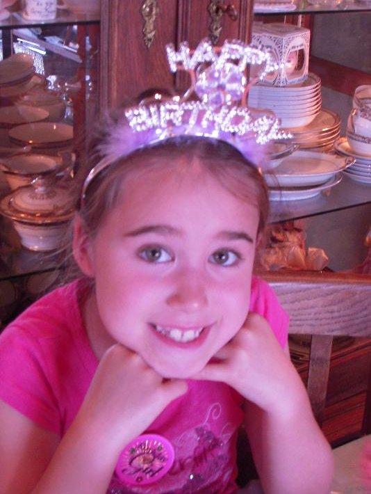 Elisha is 8