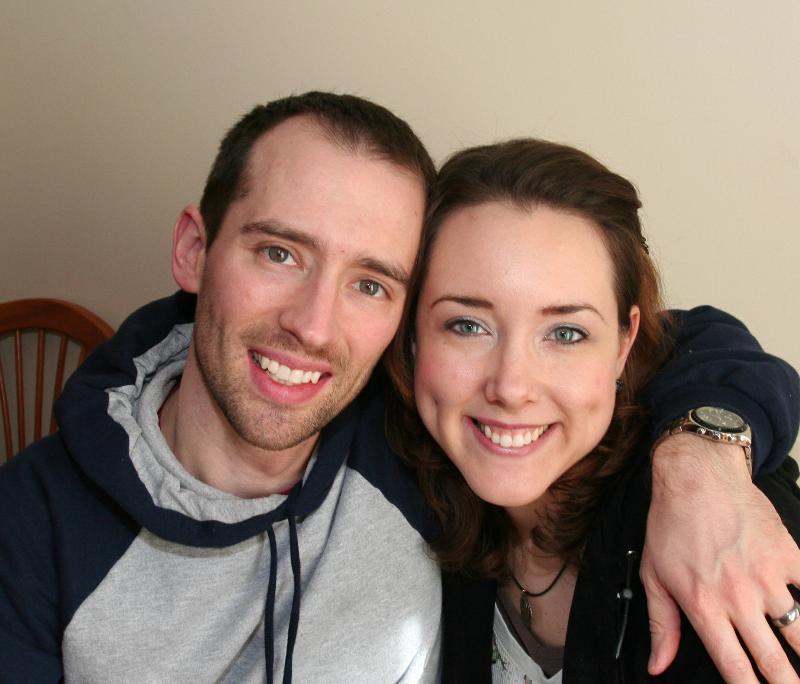 Allie and Mic Schaffer