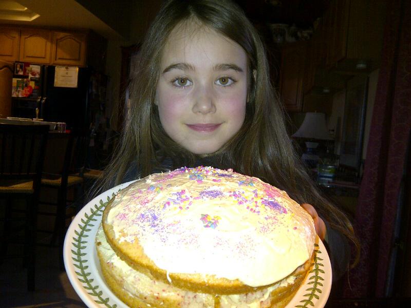 Lancaster - Easter cake
