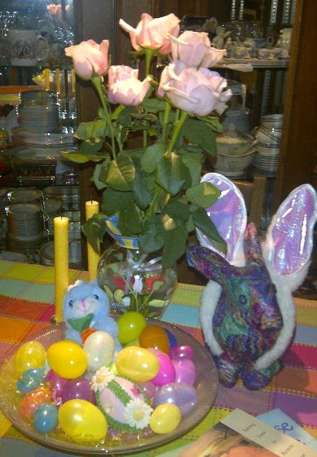 Lancaster - Easter decor