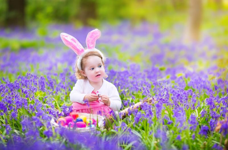 Easter Baby Meadow