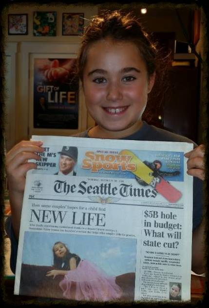 Elisha and the Seattle Times