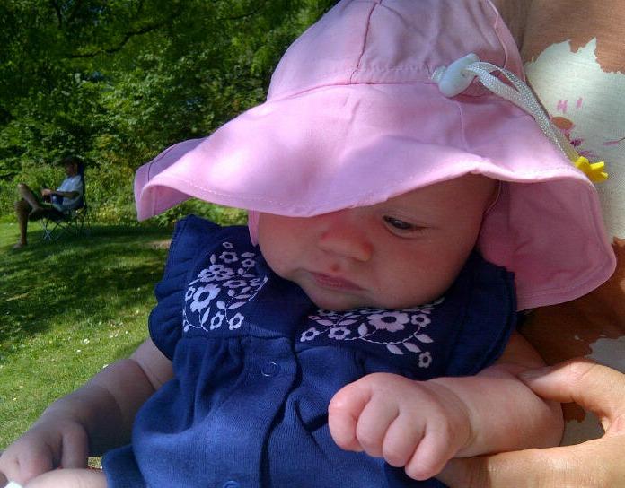 Hannah - 3 months old