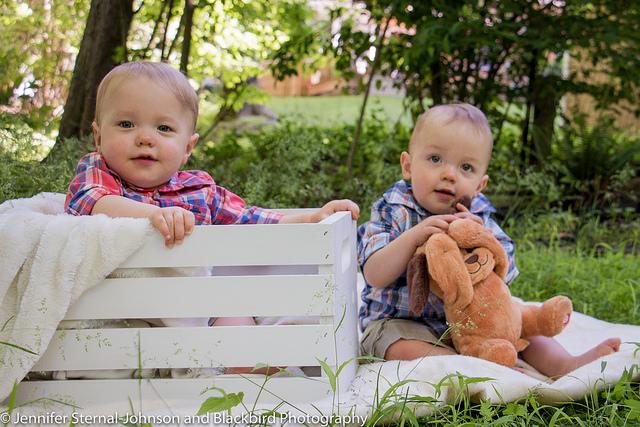 Happy Birthday Owen and Elijah