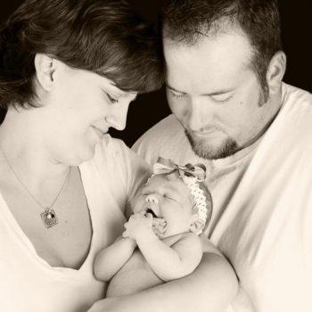Jason, Lori & Isabella 1