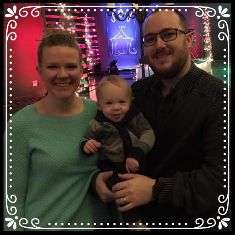 Lincoln with Dari and Mike