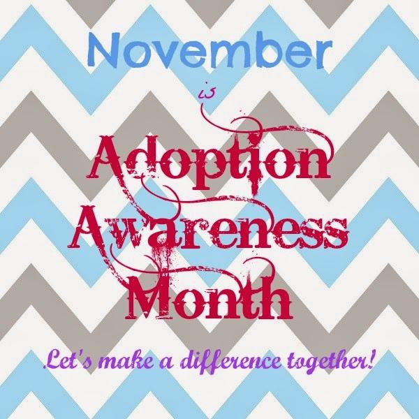 November Adoption Awareness Month