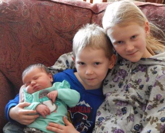Ruth Marie Siblings